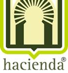 logo hacienda meca