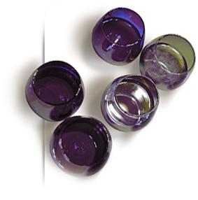Vasos de cata para aceite de oliva