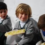 Desayuno molinero en centros escolares