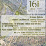 cartel botijuela 2014